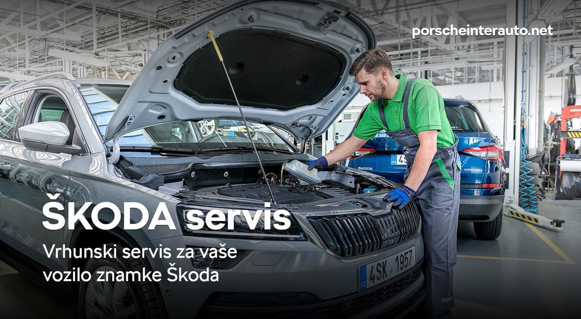 ŠKODA SERVIS LJUBLJANA