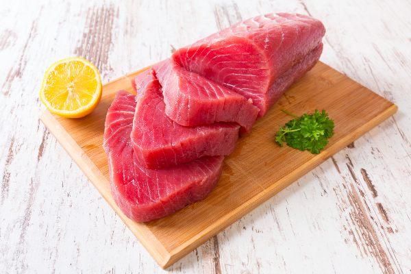 hrana za oči: tunov zrezek